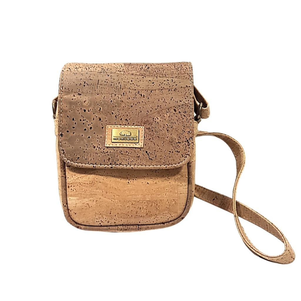 Geanta crossbody mica Taco-natural