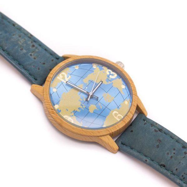 Cutie-cadou ceas Harta lumii8