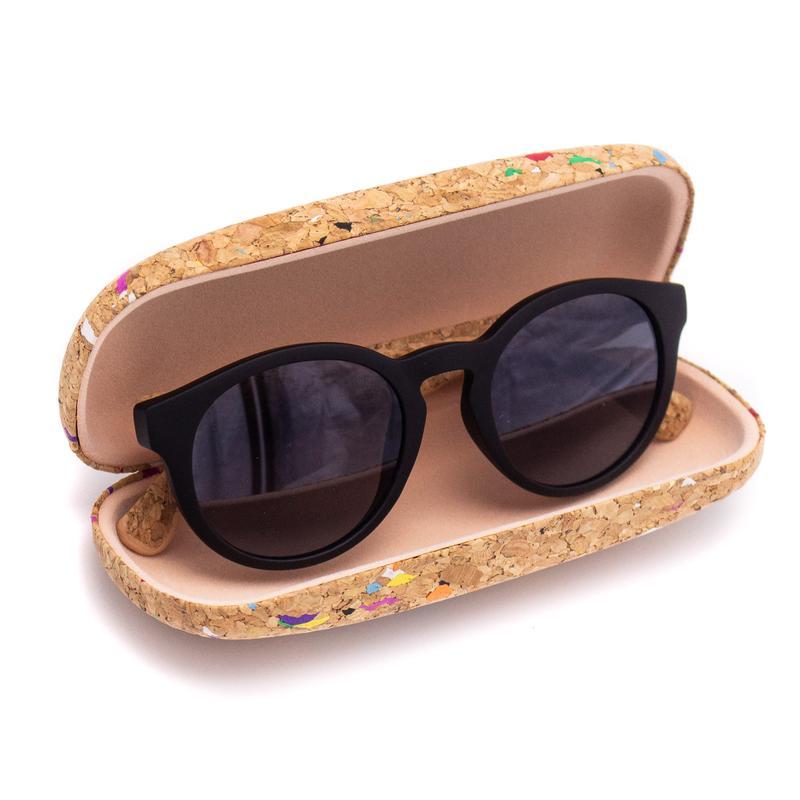 Etui ochelari natur-multicolor