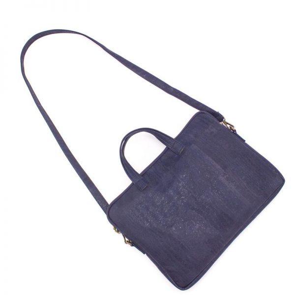 Geanta de laptop - bleumarin2