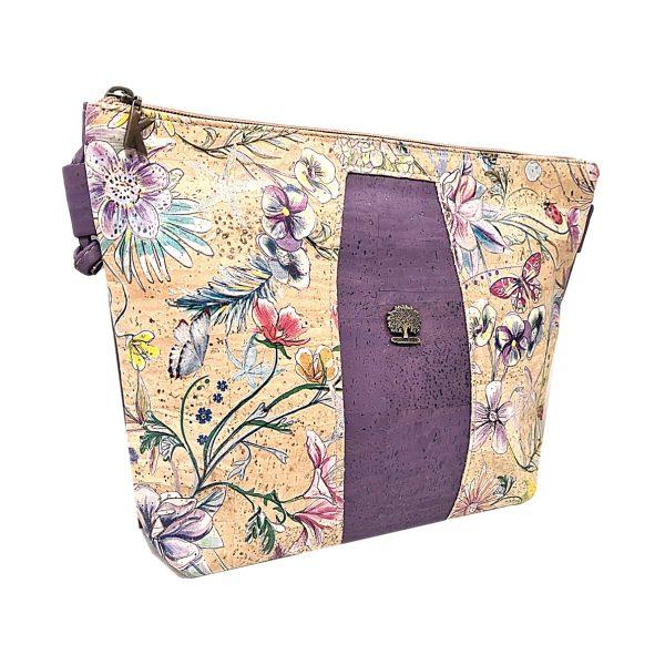 Geanta crossbody violet-floral2