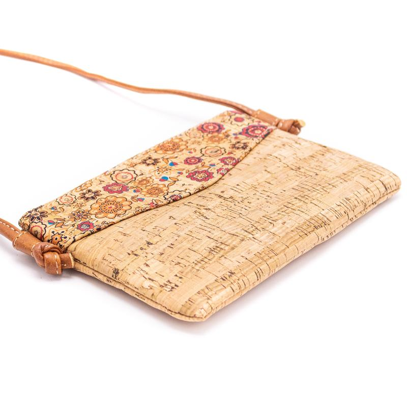 Gentuta crossbody natural-flores