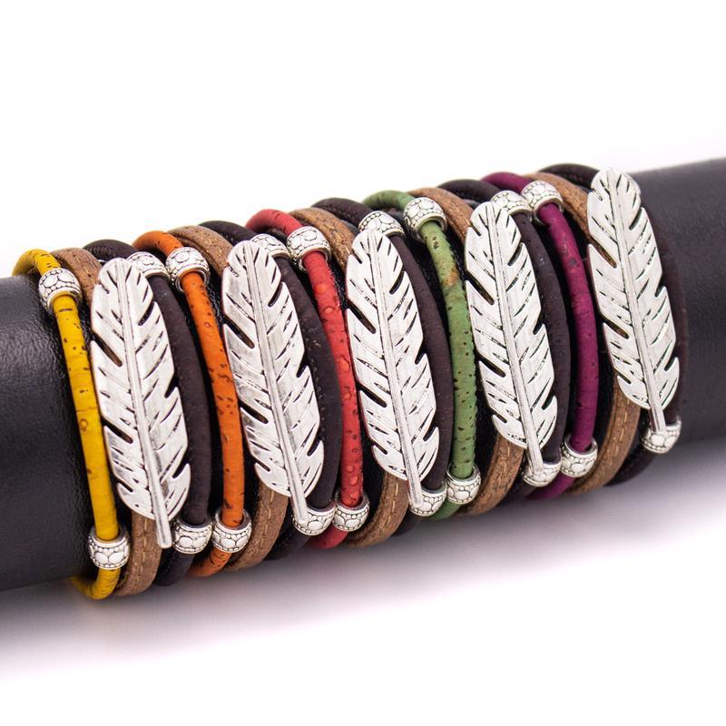 Bratara Feather