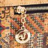 Geanta crossbody cu capac si fermoar – Azulejos1