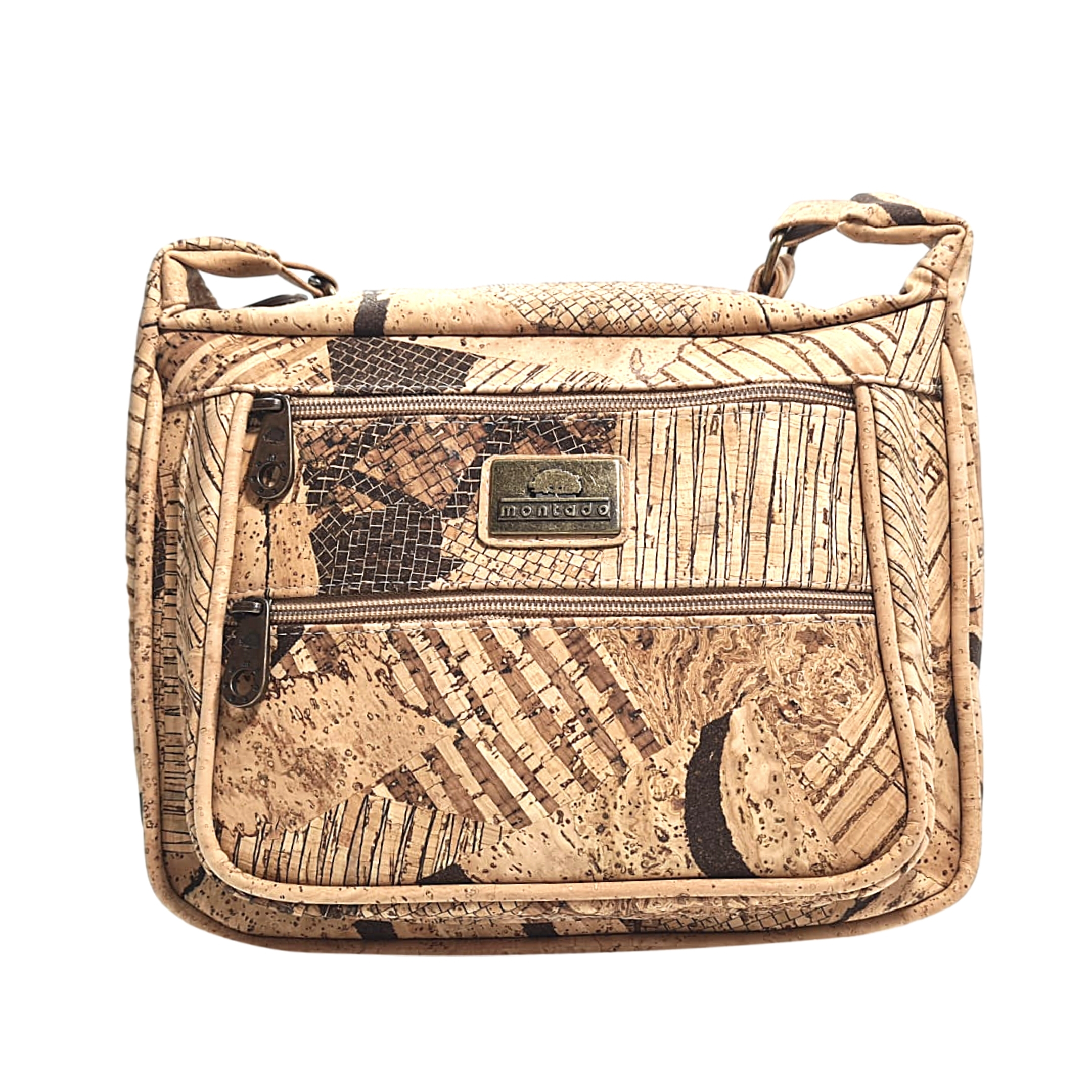 Geanta crossbody multiprint