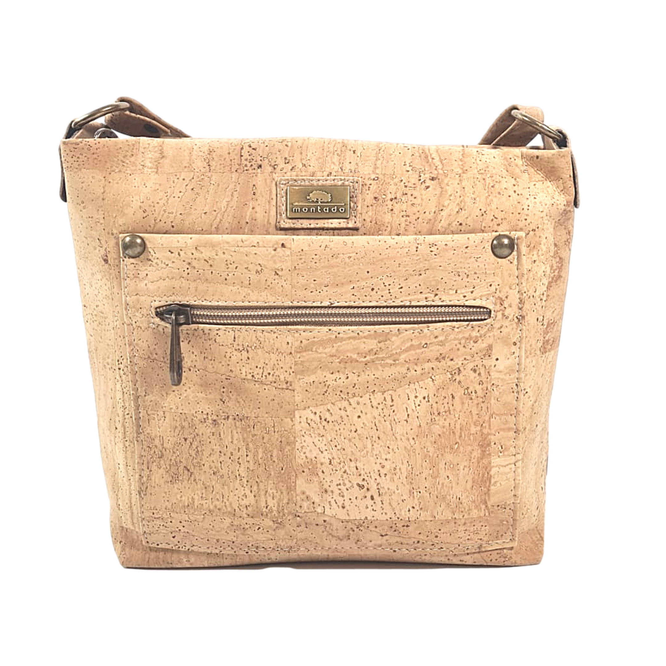 Geanta crossbody natural