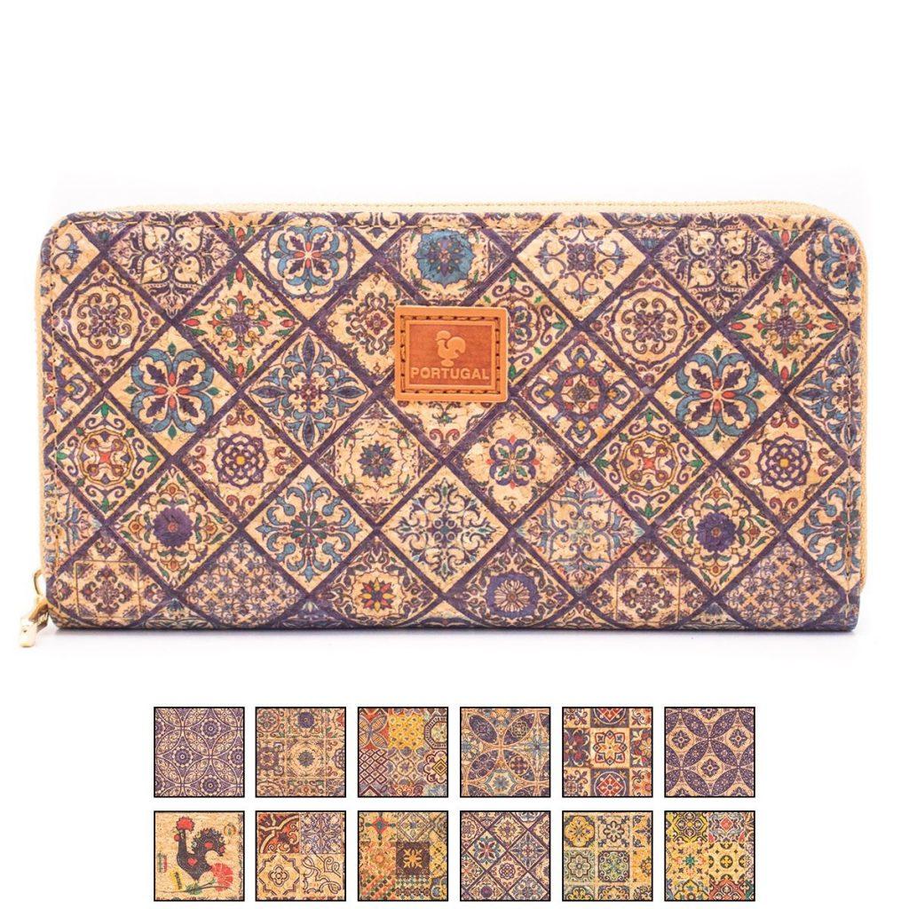Portofel Portugalia Mozaic