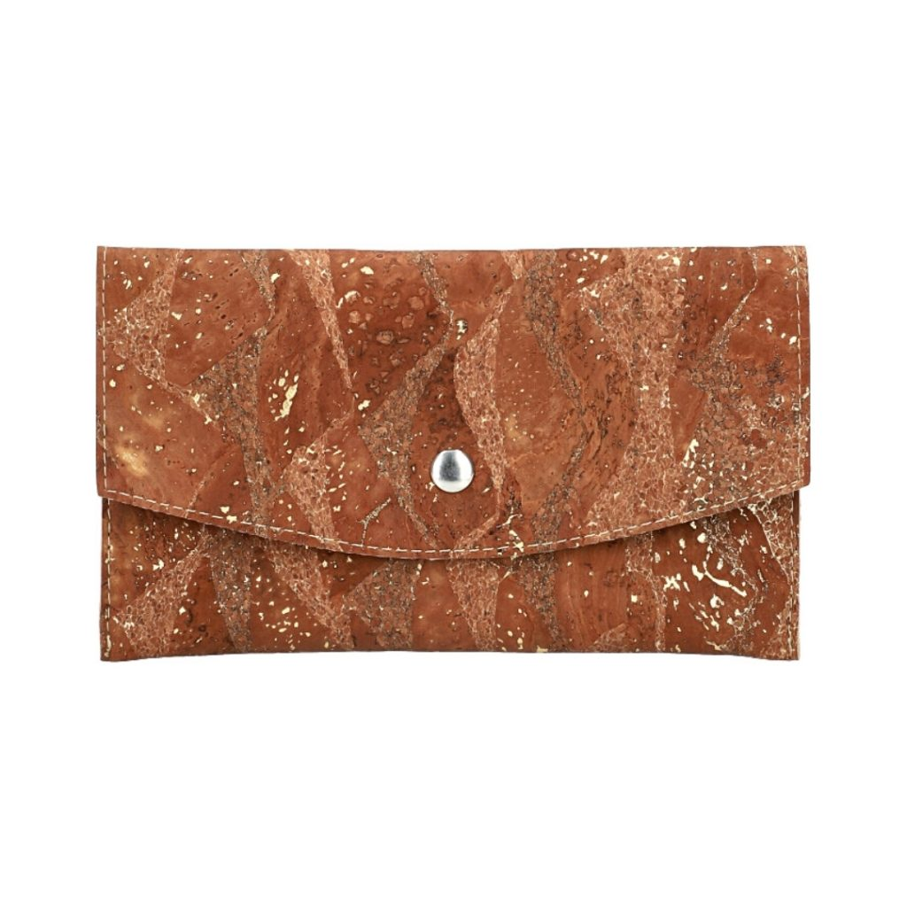 Portofel documente maro-bronz