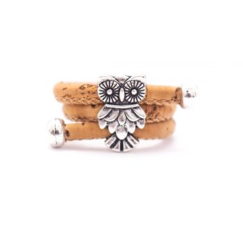 Inel Owl - natural